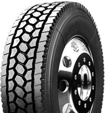 WDL61 Closed Shoulder Drive (G372) Tires